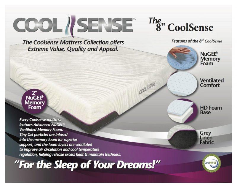 "CoolSense 8"""